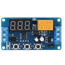 Digital Delay Time Timer Control Relay Switch Module LED Dispaly DC 3-6V L2P6