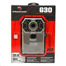Stealth Cam G30 TRIAD Technology Equipped Digital Trail Game Camera 8MP