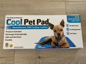 TheGreenPetShop Dog Cool Pet Pad Pressure Activated Gel Self Cooling Mat Cushion