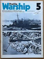 Wingate - Warship Profile #5 - HMS Campbeltown - Profile Publications 1971