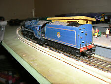 1 metre 3 bar type 1 x 24 section wooden fencing to suit hornby oo