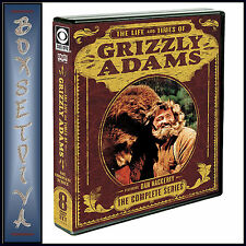 GRIZZLY ADAMS - THE COMPLETE SERIES COLLECTION  *BRAND NEW DVD BOXSET***