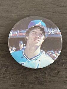 1986 Star Baseball Buttons Dale Murphy Atlanta Braves (B)