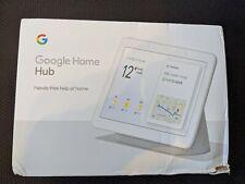 Google Assistant Home Hub Smart Speaker - Chalk - UK MODEL