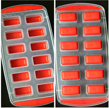 Silicone Ice Ball Cube Tray Freeze Bar Jelly Pudding Chocolate Mold Maker Square