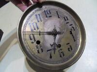Vintage clock uhr pendule horloge mouvement art nouveau mecanisme PEERLESS