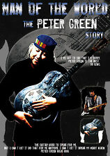 PETER GREEN of FLEETWOOD MAC New Sealed 2017 COMPLETE HISTORY & BIOGRAPHY DVD