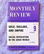SOCIAL REVOLUTION IN THE ARAB WORLD CAN THE DOLAR BE SAVED 1968