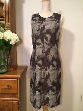Banana Republic Sleeveless Midi Dress 10