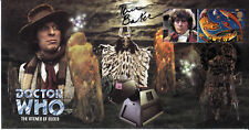 """Doctor Who """"The Stones Of Blood"""" Classic Collectors Cover - Signed by TOM BAKER"""