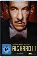 RICHARD III - GANZ,BRUNO/WINKLER,ANGELA   DVD NEU