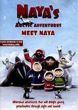 Naya's Arctic Adventures Meet Naya DVD preschool intro critical thinking skills