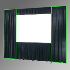 Draper 220293 - Ifr Side/Wing Drapes For 62x108 Ufs Ultimate Folding Screen