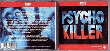 Psycho Killer - Commodore CDTV / Amiga CD32 CD-ROM - 1992 - Untested/As-Is