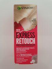 Garnier Express Retouch Root Touch Up Colour Concealer Light Blonde 10ml
