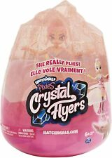 Hatchimals Pixies: Crystal Flyers [Spin Master Magical Flying Pink Doll] NEW