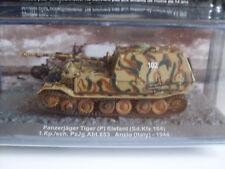 Cacciatori di carri armati Tiger ELEFANTE (sd.kfz.184) Italy 1944, Rivista Militare modello 1:72