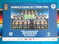 Melbourne Victory Unsigned Soccer Memorabilia