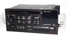 Chevy S10 Blazer 2001 Radio AMFM CD Player Upgraded w Aux mp3 iPod Input on Face