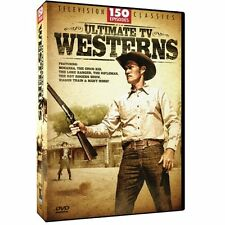 Ultimate TV Westerns - 150 Episodes (DVD, 2007, 12-Disc Set)