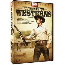 Ultimate TV Westerns 150 Episodes (DVD, 2007, 12-Disc Set) BONANZA, LONE RANGER