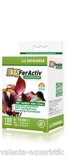 Dennerle E 15 FerActiv Eisendünger Dennerle E15 100 Tabletten Wasserpflanzendüng