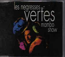 Les Negresses Vertes-Mambo Show cd maxi single