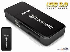 Transcend ts-rdf5k lector de tarjetas USB 3.0 microsdxc SDHC microSDHC SDXC uhs-1 OVP