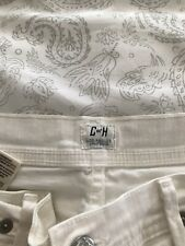 WHITE SKINNY JEANS SZ 29 (Lot Of 2) Citizens Of Humanity and Sevens Mankind