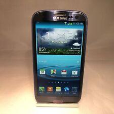 Samsung Galaxy S3 16GB Pebble Blue T-Mobile Unlocked Very Good Condition