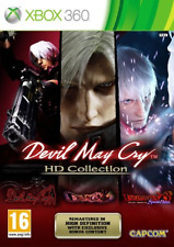 Xbox-Devil May Cry HD Collection /X360  GAME NUOVO