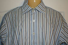 Men's Robert Talbott Shirt Size sz L Large mens Long Sleeve mans