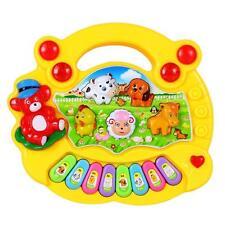 Baby Developmental Educational Music Musical Animal Farm Piano Sound Toys AU