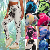 Women Compression Fitness Leggings Sport Running Yoga Gym Pants Workout Trousers