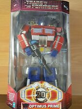 optimus prime 20th anniversary masterpiece