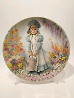"""Reco Collector Plate """" Mary, Mary"""" By John McClelland 1979s"""