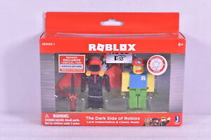 Roblox Series 1 The Dark Side of Roblox, Lord Umberhallow & Classic Noob
