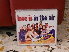 GAM GAM - LOVE IS IN THE AIR - cd singolo slim case MAURO PILATO MAX MONTI PROMO