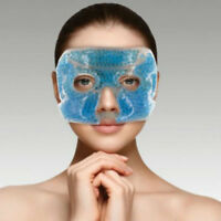 Therapeutic Eye Mask Reusable Hot/Cold Puffy Eyes Therapy Gel Beads Adjustable
