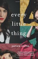 Every Little Thing by Klaffke, Pamela, Good Used Book (Paperback) FREE & FAST De
