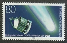 Germany 1986 MNH Mi 1273 Sc 1456 Halley's Comet ** Space