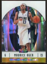 2006-07 Finest Gold Refractor 95 Maurice Ager Rookie 40/50