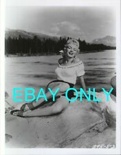 MARILYN MONROE, VINTAGE PHOTO PORTRAIT, FROM ORIGINAL NEGATIVE, DOUBLE WEIGHT