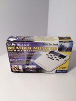 Midland All Hazards NOAA Public Alert Weather Radio WR-100B