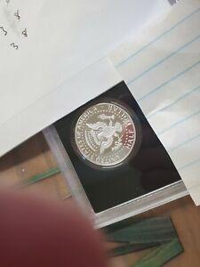 2020 S Silver Proof Kennedy Half Dollar Silver .