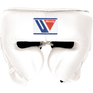Authentic Winning Boxing Head gear Head guard Basic color from JAPAN FG-2900
