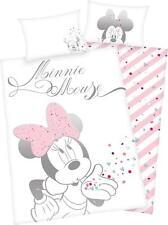 Herding Babybettwäsche Bettwäsche Minnie Mouse  Renforce  100/135 neu