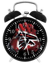 Atlanta Falcons Alarm Desk Clock Home or Office Decor F91 Nice Gift