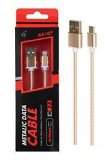 Cable IPHONE 5/6/7 Ultra Haute Qualité 1 mÚtre OrAA107