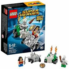 LEGO Super Heroes 76070 Wonder Woman VS Doomsday DC Comics Mighty Micros Serie 2